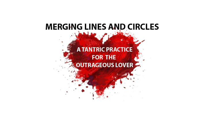 Merging lines and circles